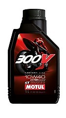MOTUL 300V 4T FL ROAD RACING 10W-40 / 1 литр