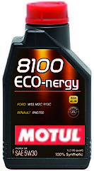 MOTUL 8100 Eco-nergy 5W-30 / 1 литр