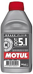 MOTUL DOT 5.1 Brake Fluid / 500 мл